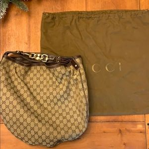 Gucci hobo shoulder bag